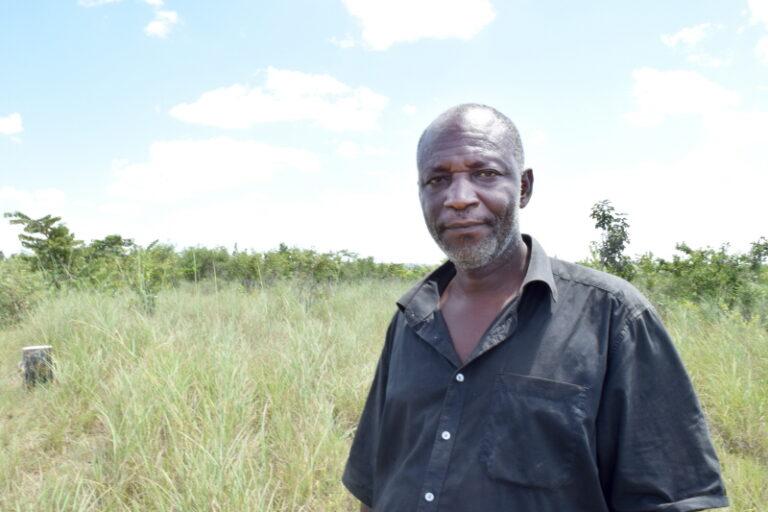 Skogvaktare i Tanzania